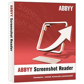В корзину ABBYY Screenshot Reader онлайн