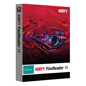 В корзину ABBYY FineReader 14 Enterprise (лицензия Per Seat) онлайн