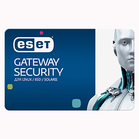 В корзину ESET Gateway Security для Linux / BSD / Solaris. Электронная лицензия онлайн